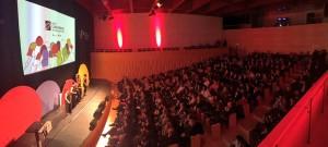 L'acte es va celebrar a l'Auditori de Girona